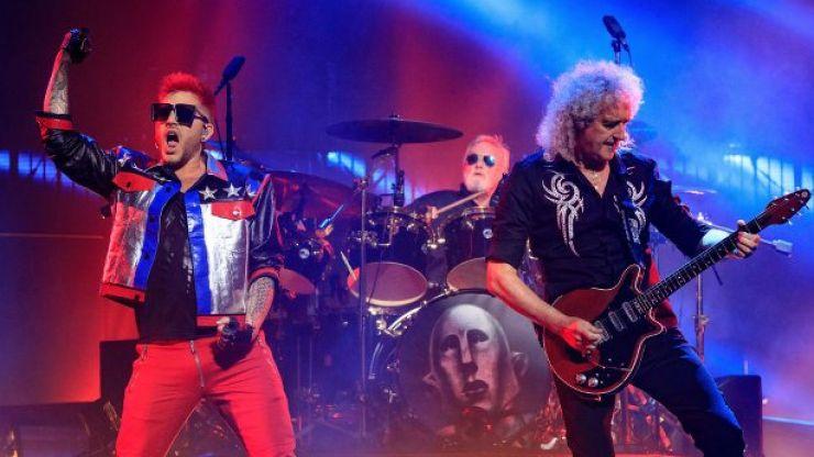 Queen + Adam Lambert announce big outdoor Dublin show for this summer