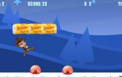Indiana Jones meets Brennans Bread in this fantastic and addictive video game