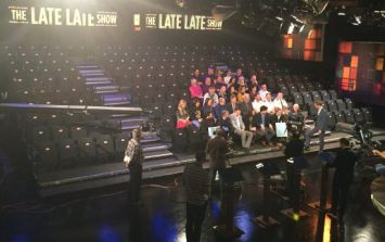 Friday's 'extreme weather' edition of The Late Late Show got a massive reaction
