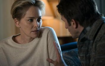 Sharon Stone's new murder-mystery series will have you guessing all the way to the end