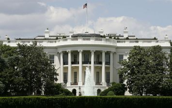 A man has shot himself outside the White House, according to reports
