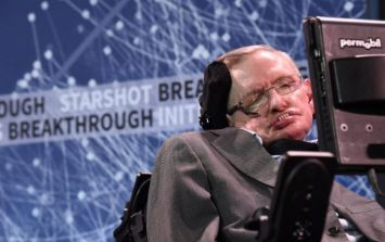 One year ago, Stephen Hawking made a very grim prediction about humanity's future