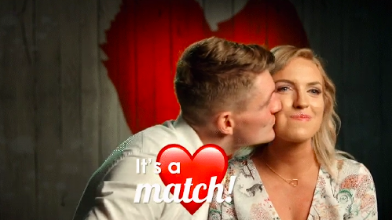 Viewers were impressed by one of the biggest catches in the history of First Dates Ireland last night