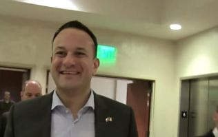 WATCH: Leo Varadkar asked if Conor McGregor has future in politics during US visit
