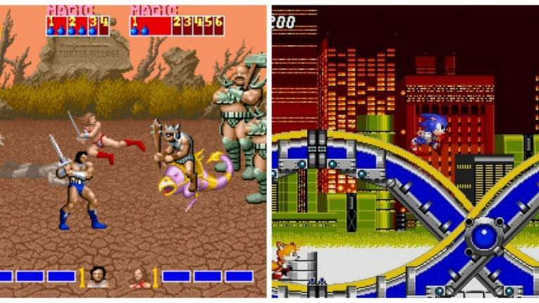 Retro gamers rejoice: Sega Mega Drive Classics Collection is heading to PS4 and Xbox One