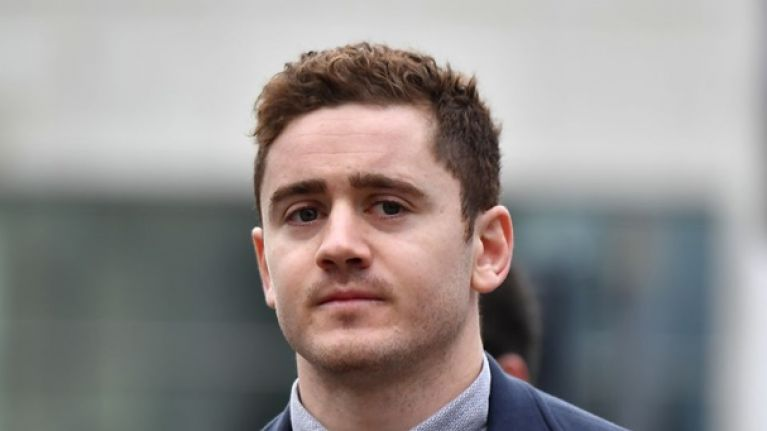 Aodhan O'Riordáin issues apology for tweet about the Belfast rape trial