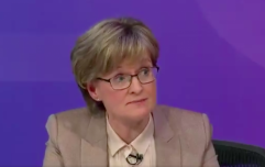 Mairead McGuinness took no prisoners on Thursday night's BBC Question Time