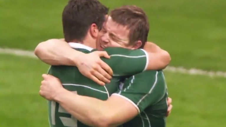 Get in the mood for the big one today with TV3's hair-raising Ireland v England promo