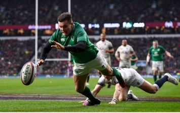 The ecstatic reaction to Ireland winning the Grand Slam… and doing it in some style