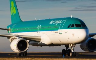 Aer Lingus flight from Dublin forced to turn back due to a technical issue on board