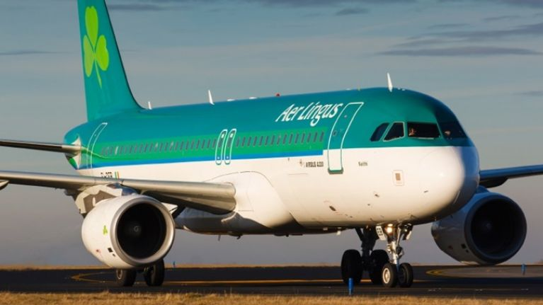 Aer Lingus flight from Dublin to Milan declares emergency and lands in London