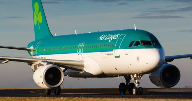 Aer Lingus announces flight sale as US to lift travel ban for vaccinated EU passengers