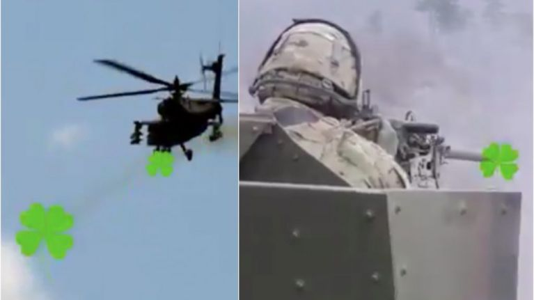 WATCH: This baffling St Patrick's Day video by the US Army has to be seen to be believed