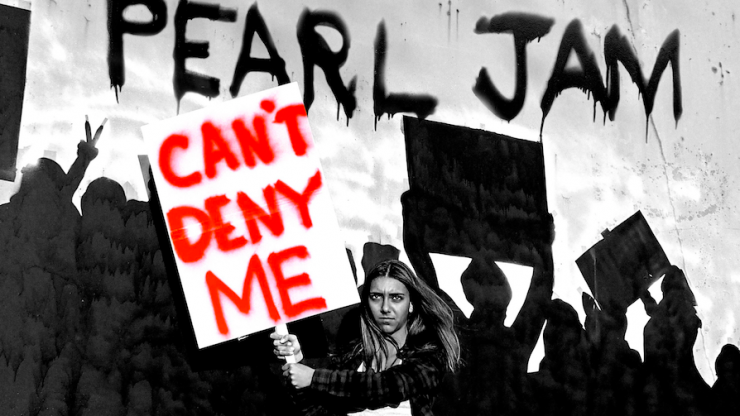 Pearl Jam have released their first new song in five years