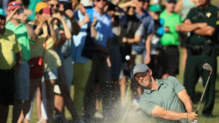 Rory McIlroy calls for limit on alcohol sales at golf events after fan repeatedly yells his wife's name on course