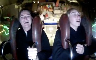 WATCH: Republic of Ireland footballer Megan Connolly on a rollercoaster is the most intense thing you'll see today