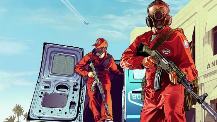 Production has started on a feature length documentary about the making of Grand Theft Auto V