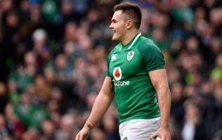 Ireland come out on top in incredibly tense first half against Scotland