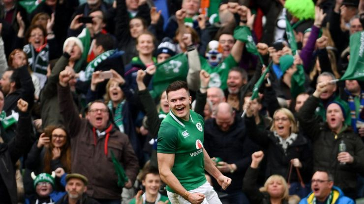 RTÉ and eir Sport announce deal over 2019 Rugby World Cup