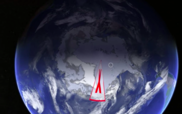 Some lads think Google Earth is trying to expose a 'secret' about the world