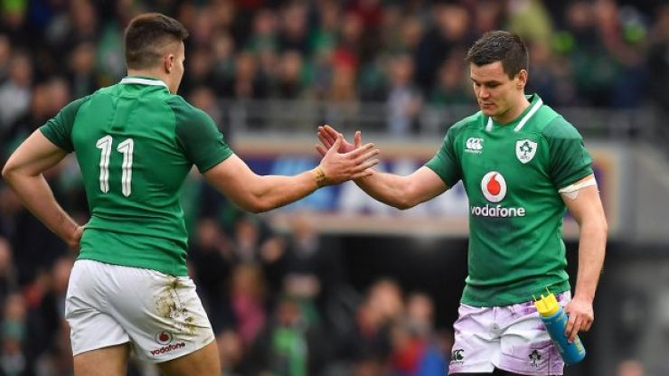France have beaten England - Ireland are the 2018 Six Nations champions