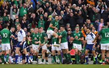 There's been one key man for Ireland during this Six Nations