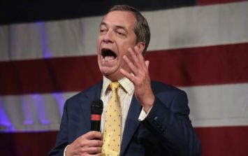 Of course Nigel Farage has a podcast now, and of course it has an utterly ridiculous name