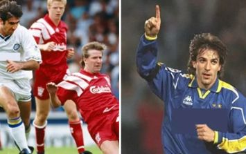 QUIZ: Can you guess the football shirt sponsors of these classic 90s kits?