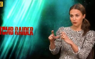 Alicia Vikander on Lara Croft, heavy grunting, and her plans to try coddle next time she's in Ireland