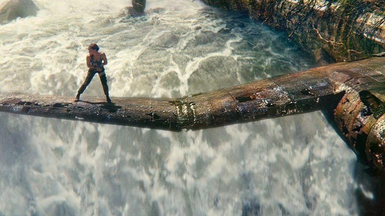 Director of new Tomb Raider on the difference between his movie and other movies based on video-games