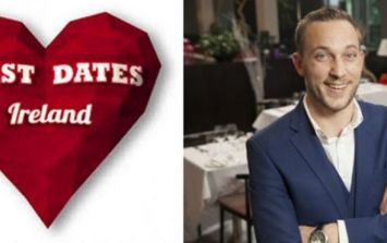 A former RTÉ presenter will be one of this week's daters on First Dates Ireland