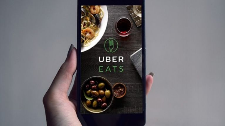 Uber Eats to launch in Ireland later this year