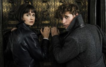 #TRAILERCHEST: Evil is on the rise in the first trailer for Fantastic Beasts: The Crimes Of Grindelwald