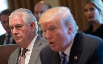 Trump sacks his Secretary of State Rex Tillerson, ending troubled tenure