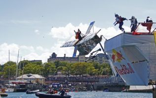 Flying the flag: We want to recruit five friends to be JOE's official Red Bull Flugtag team