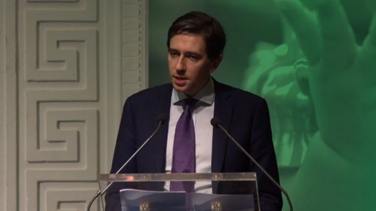 """No going back"" on National Children's Hospital project  - Simon Harris"