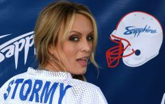 """Donald Trump has referred to Stormy Daniels as """"horseface"""" on Twitter"""