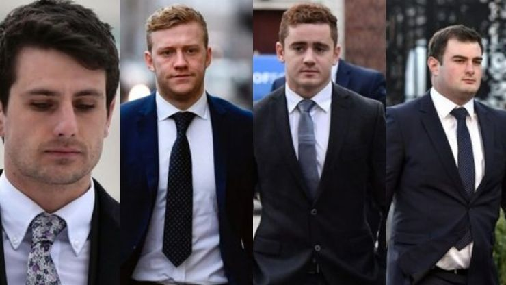 PSNI investigating comments made online by juror in Belfast rape trial