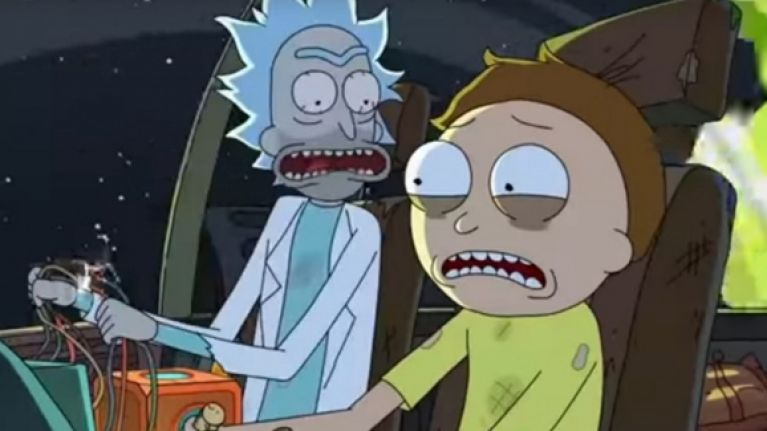 Rick and Morty creator explains the whole truth about why