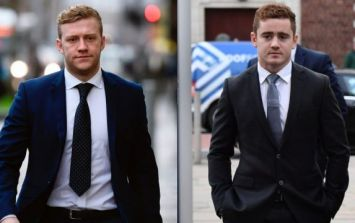"Ulster club apologises and labels 'Paddy Jackson/Stuart Olding' photo as ""inappropriate"""