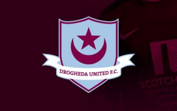 Drogheda United investigating tweet sent by one of their players regarding Belfast trial