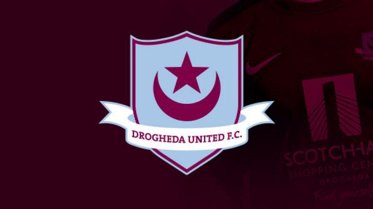 Drogheda United investigating tweet sent by one of their players regarding Belfast trial