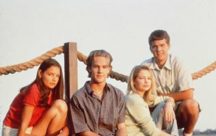 WATCH: The cast of Dawson's Creek get together for a reunion
