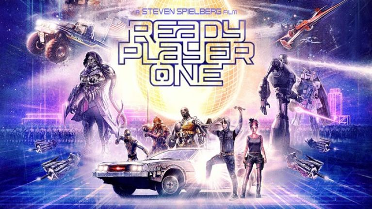 The Big Reviewski #11 with Simon Pegg, the stars of Ready Player One & win a VIP trip to Italy
