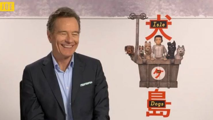 Bryan Cranston has an amazing story about drinking in a pub in County Clare