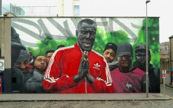 PICS: There is a new mural in Dublin in the same place where the Stormzy image was removed