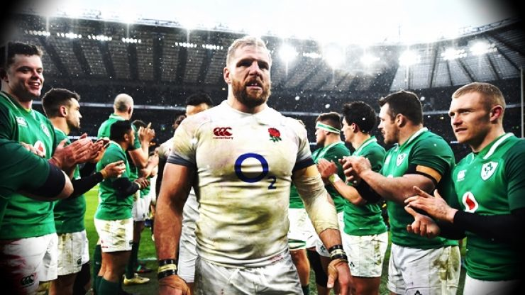 England star reveals what was said in their dressing room after Ireland defeat