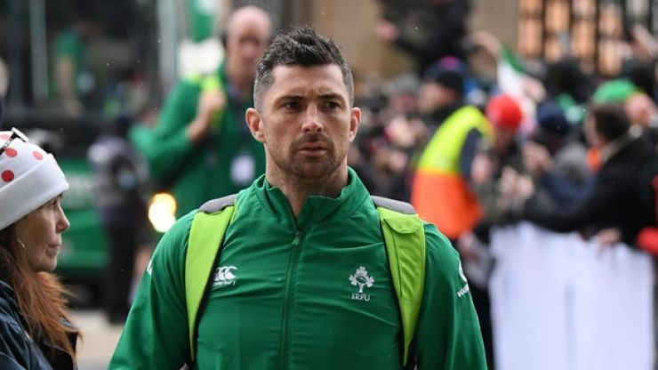 Here's why Rob Kearney will be picked over Jordan Larmour this November