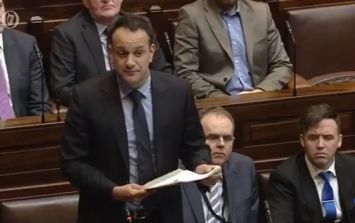 "Leo Varadkar goes on the defensive in the Dáil to ""bust some myths"" about Strategic Communications Unit"