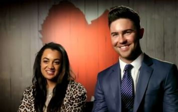 """""""Maybe I'm the one with the problem"""" - There was quite the reaction to this chap on First Dates Ireland"""